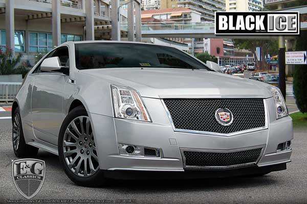 Cadillac Cts Sport Wagon Heavy Mesh E Grille 2010 2011
